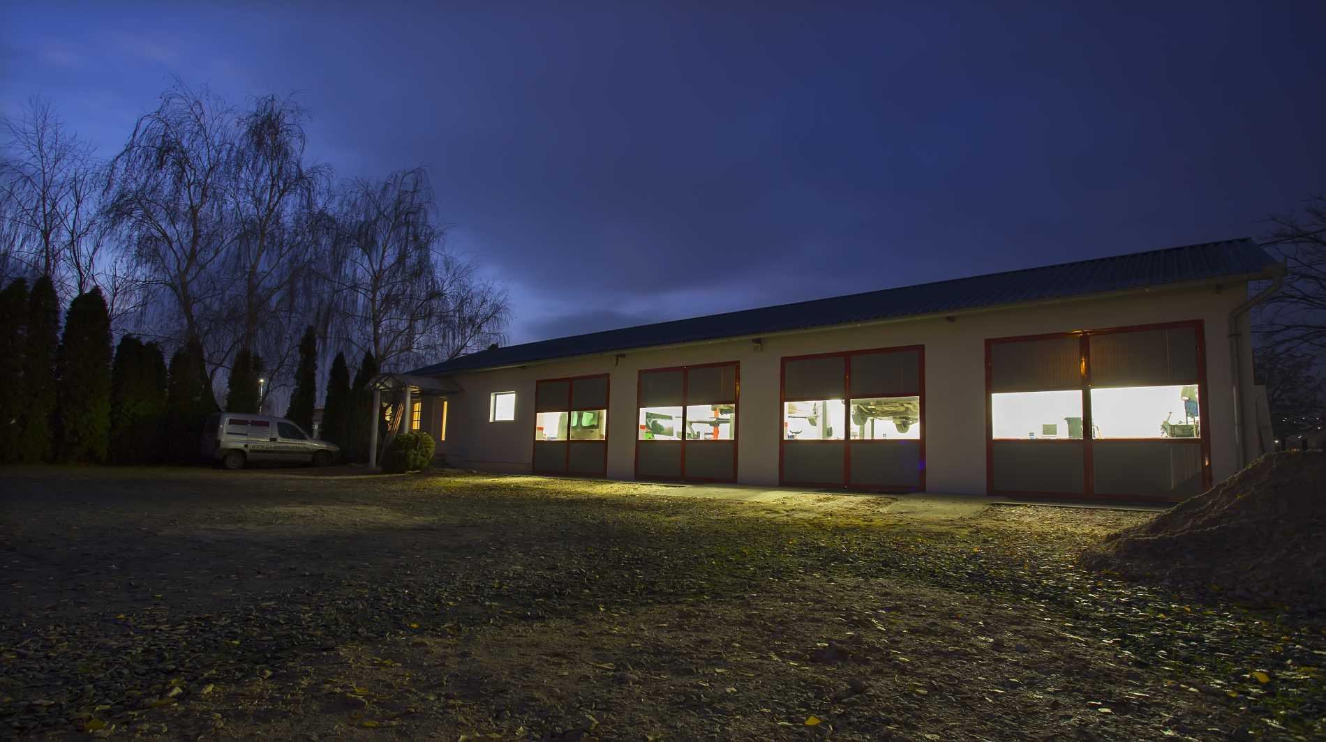Pannon Hunter Szerviz és Futóműcentrum Pécs